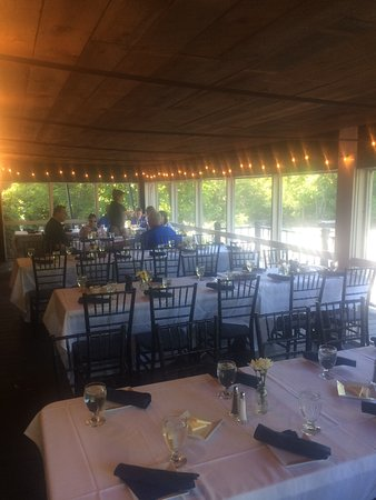 Warrensburg, NY: 2016 at the Grist Mill (new patio with spectacular river views, live music, nightly specials and