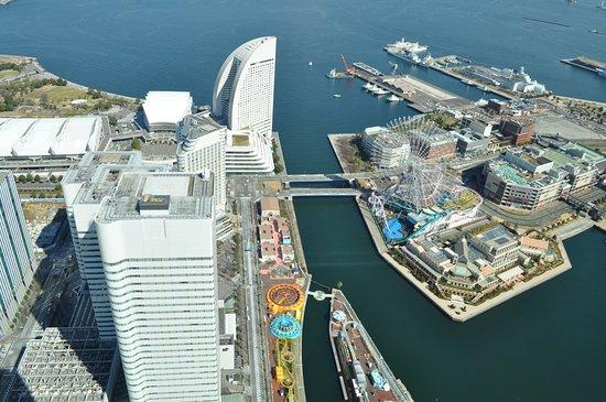 Yokohama Landmark Tower Sky Garden