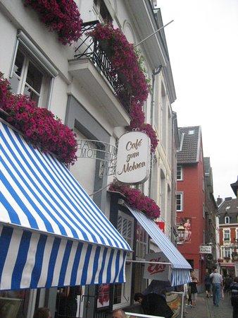 Cafe zum Mohren: Buitenaanzicht
