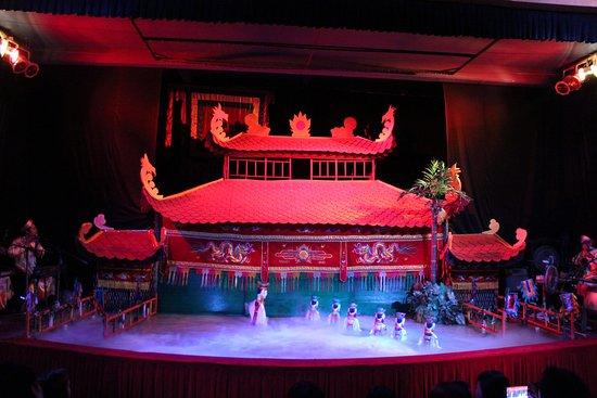 金龙水上木偶剧院照片