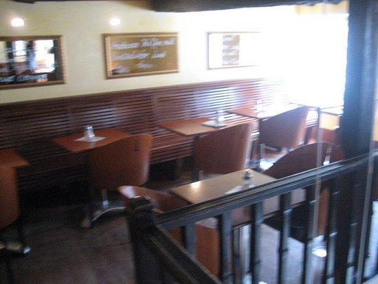 Cafe zum Mohren: Ruimte boven