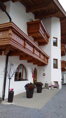 Jerzens, Austria: entrance