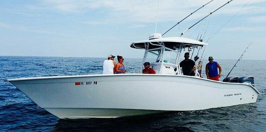 Marlin Hunter Fishing Charter