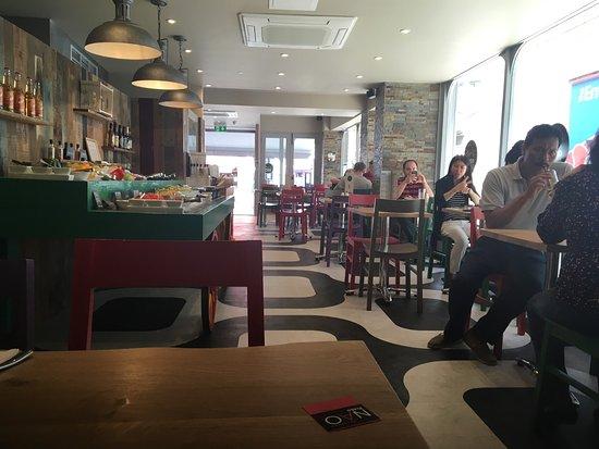 Preto Restaurant Uk Colchester