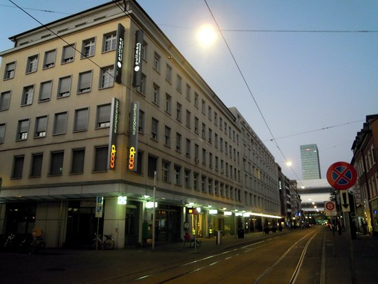 Mercure Hotel Europe Basel
