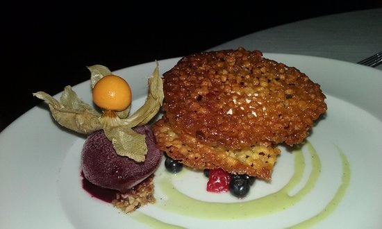 Lorp Sentaraille, Frankrig: dessert