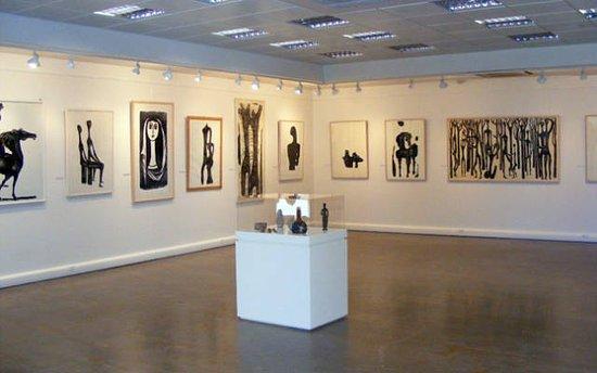 Vasso Katraki Museum : Χώρος εντός του Μουσείου