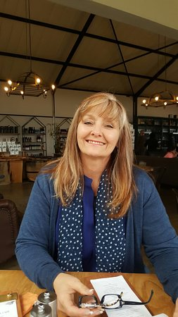 Nottingham Road, Republika Południowej Afryki: Blueberry Cafe