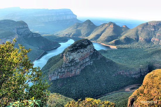 Graskop, Sudáfrica: The Blyde River Canyon
