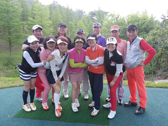 Yeosu Gyungdo Golf & Resort
