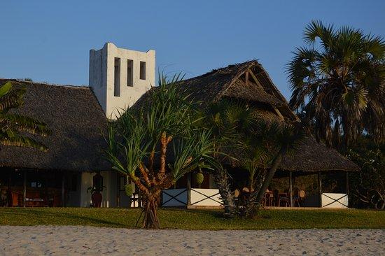Kutani, Tanzania: beach bar