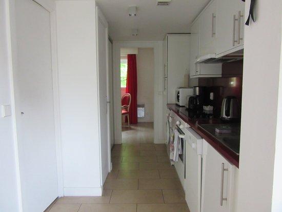 Connelles, Francja: kitchen
