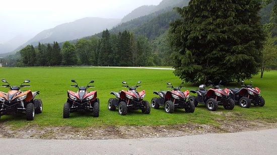 Palfau, Oostenrijk: Quad-Fun