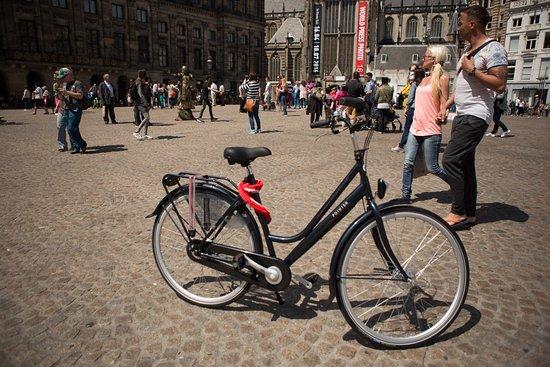 No1 Rentalbike Amsterdam