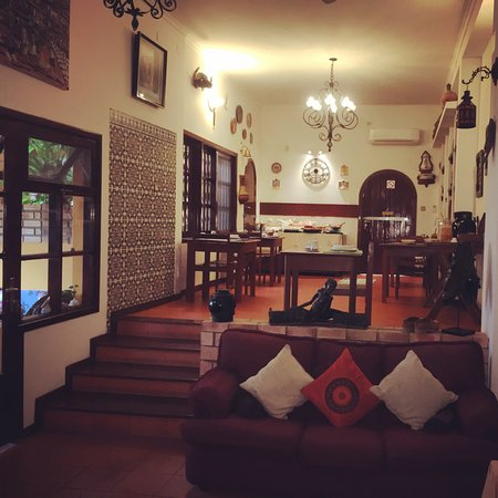 Palmeiras Guest House: Muy recomendable.
