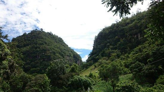 Gracias, Honduras: Canopy Extremo, La Campa