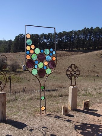 Hartley, Australia: Wine Glass