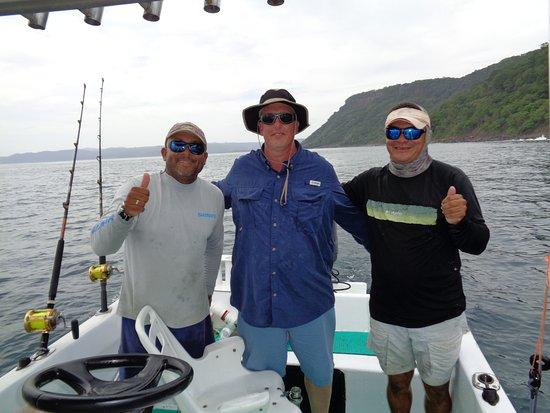 Playa Hermosa, Κόστα Ρίκα: Fishing buddies!