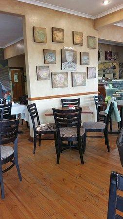Krugersdorp, Güney Afrika: Fabulous little restaurant.  Beautiful food, good atmosphere super staff.