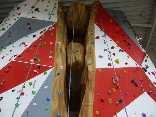High Sports Kidderminster Climbing Centre