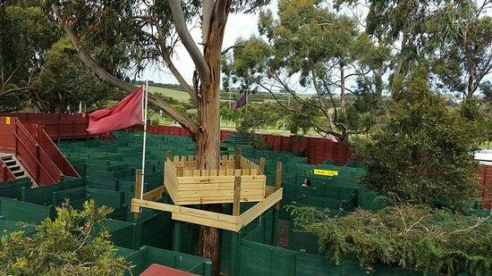 Cowes, Australia: A Maze'N Things