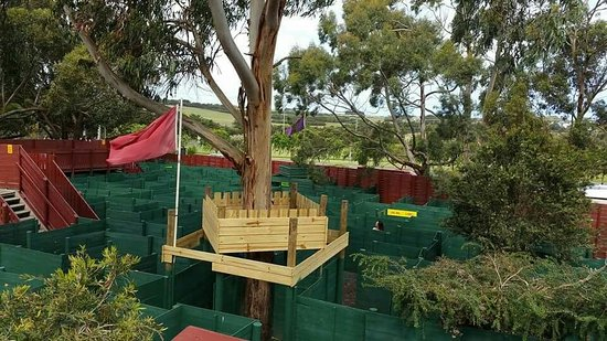 Cowes, Australien: A Maze'N Things
