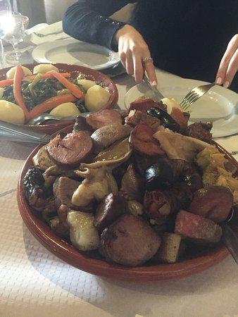 O melhor cozido à portuguesa do Mundo