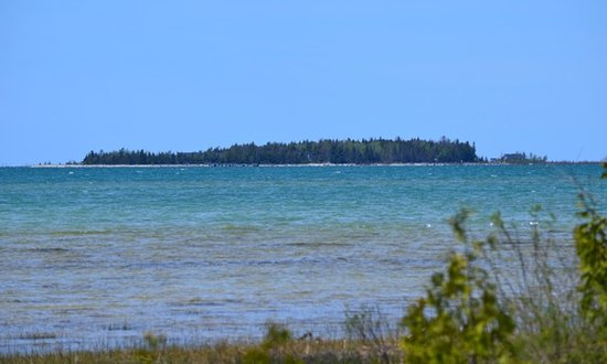 Wiarton, Canada: White Fish Island in The Fishing Islands, South Bruce Peninsula
