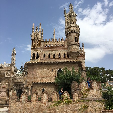 写真Castillo de Colomares枚