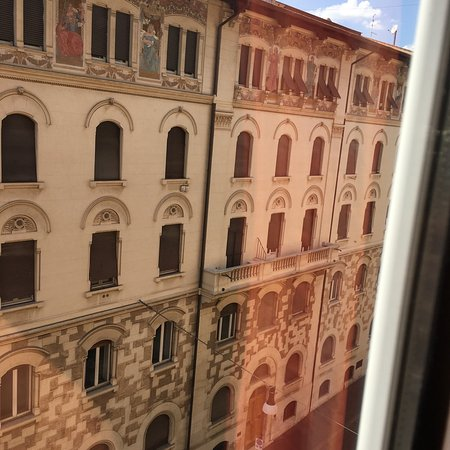 Roma Boutique Hotel: Room 24 on 4th floor, no balcony but amazing regardless