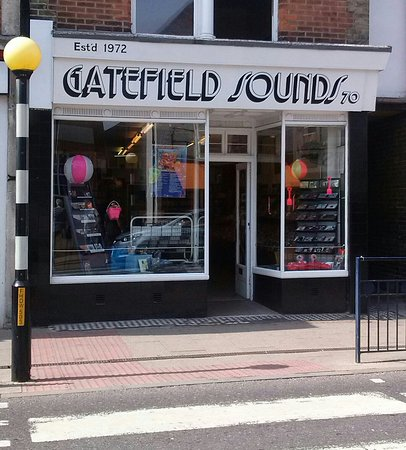 Gatefield Sounds