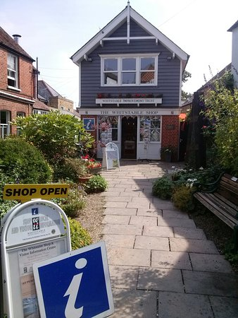 The Whitstable Shop & Visitor Information Centre