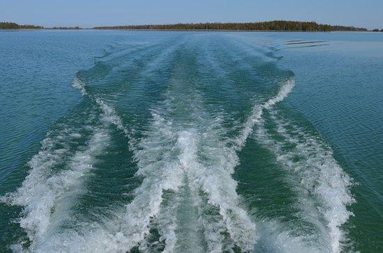 Wiarton, Canada : Things to do in South Bruce Peninsula: Boat Tours!