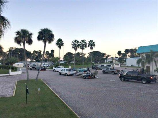 Pier II Resort: FISHING