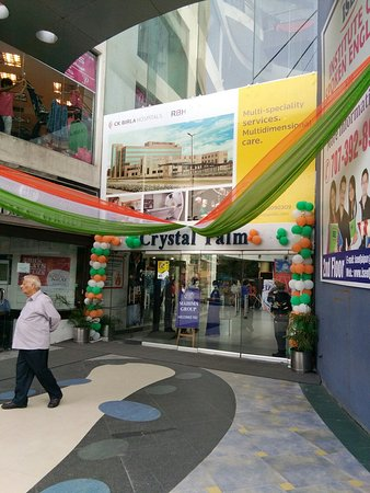 Crystal Palm Mall
