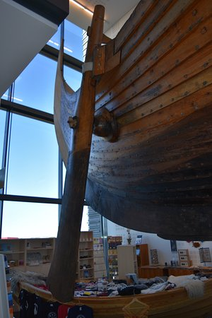 Viking World: Ship & museum