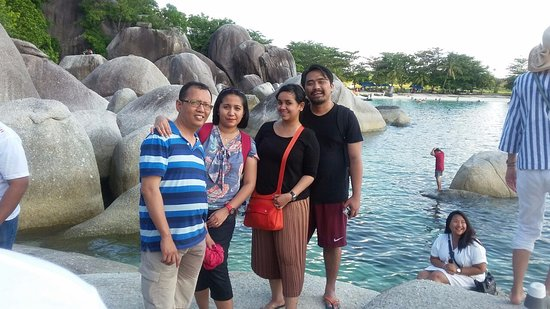 Pantai Lokasi Syuting Laskar Pelangi