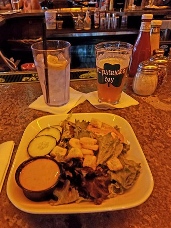 Montana Brewing Company: House Salad.