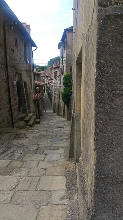 Santa Fiora, إيطاليا: Scorcio