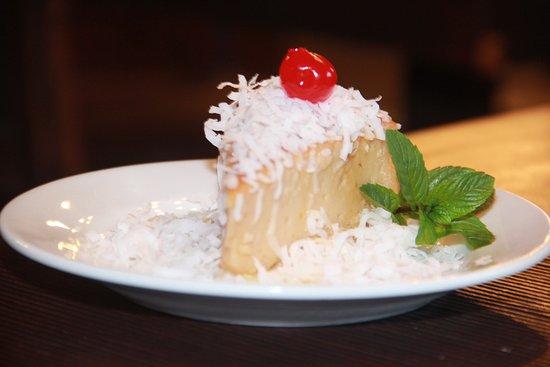 Boquete Tree Trek Restaurant: Delicias de la casa