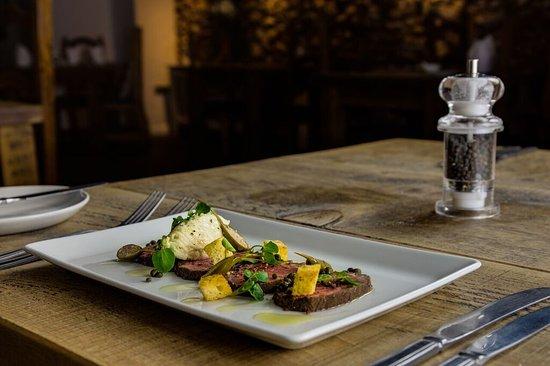 Axbridge, UK: Beef Starter