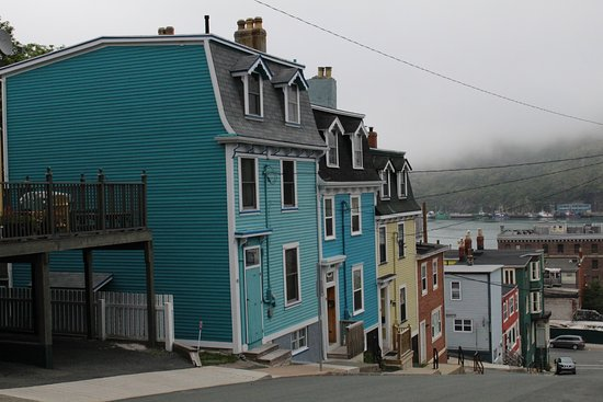 Image result for St john's hilly downtown