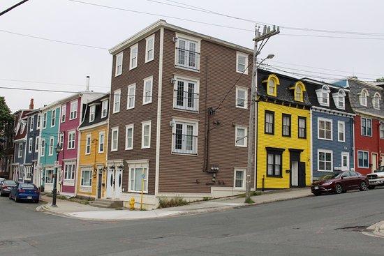 Jelly Bean Row >> Jellybean Row Gower St Corner Prescott St Picture Of Jellybean Row