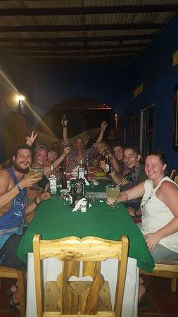 Poneloya, Nicaragua: Taqueria Mexico Lindo