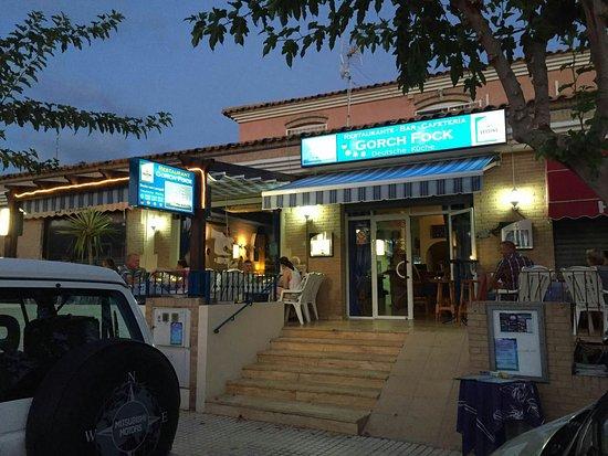 Gorch Fock Torre De La Horadada Restaurant Reviews