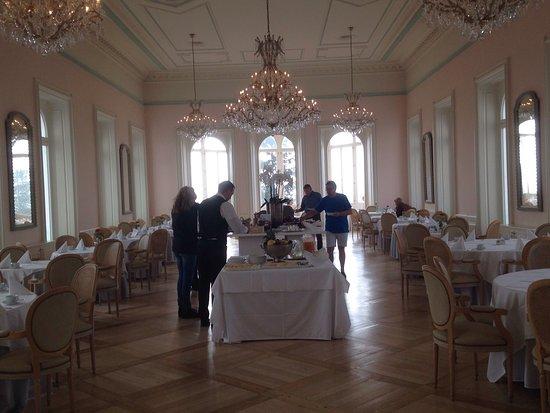 Samedan, Sveits: Hotel Bernina 1865