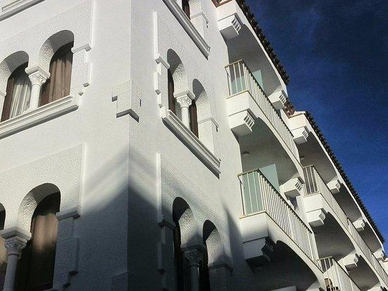 Costa Dorada, España: Отель