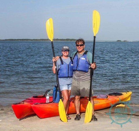 Fernandina Beach, FL: The Kellys
