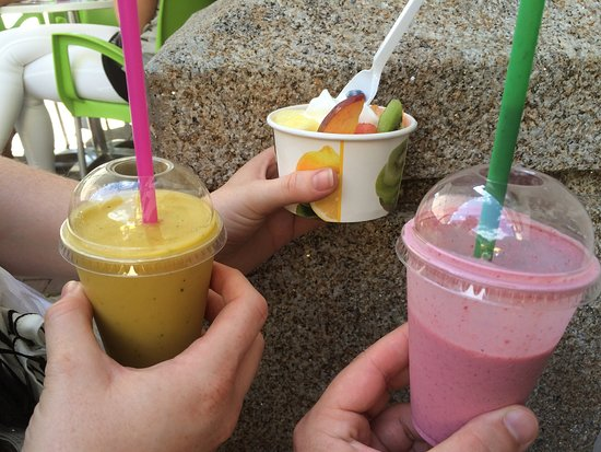 fruchtrausch Die Smoothie Bar: photo1.jpg