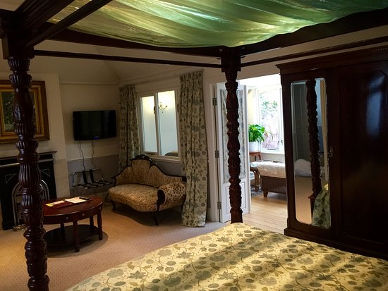 The Lord Milner Garden Suite